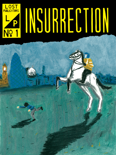The Cover of Issue 1